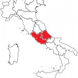 cartina-italia-abruzzo-lazio